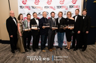 TEKdiveUSA 2018 - AWARDS